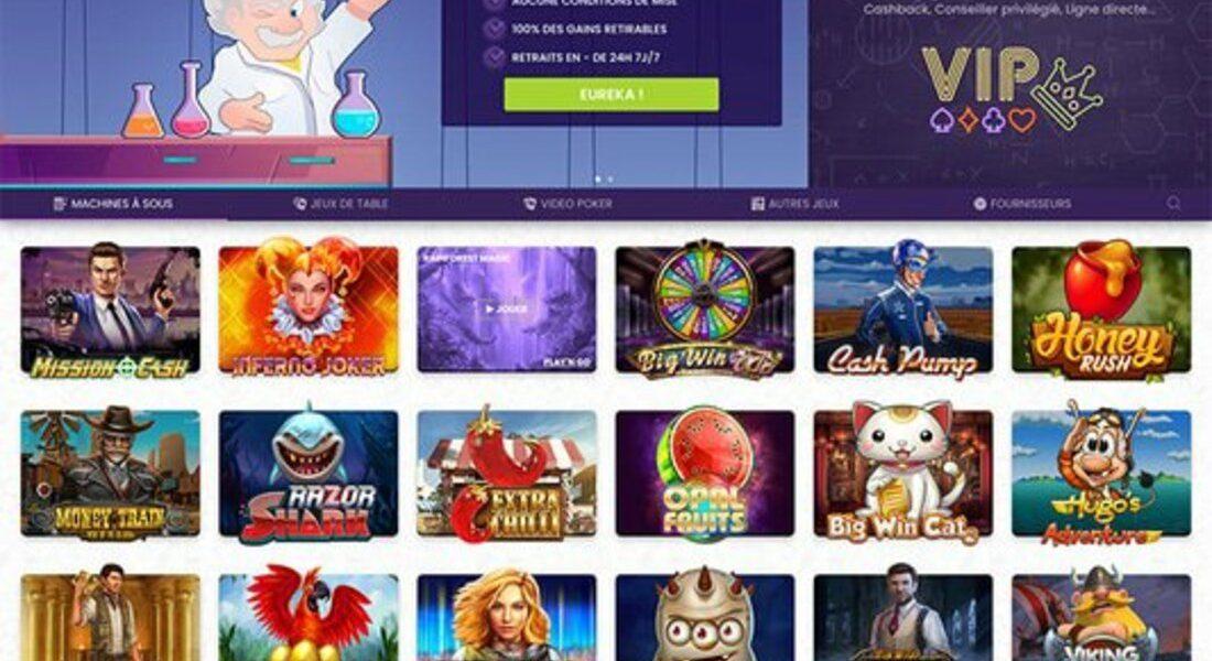 Test casino Madnix : pourquoi choisir Madnix ?